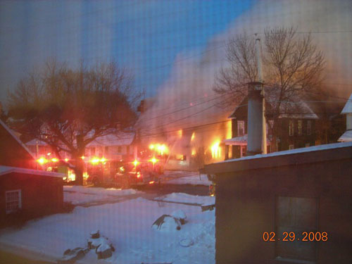 PA Duplex Fire Photo 2