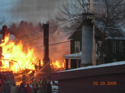 PA Duplex Fire Photo 4