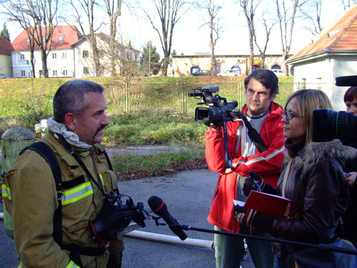 Croatian National Television Interview